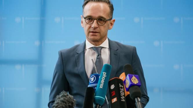 Duitse minister van Buitenlandse Zaken in quarantaine door besmette lijfwacht