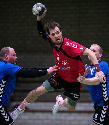 Promotie handballers Artemis'15 naar tweede divisie