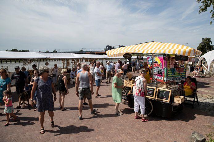 Het IJsselfestival in 2019.