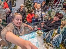 Carina van Dam tweede bij NK kerstdorpen bouwen
