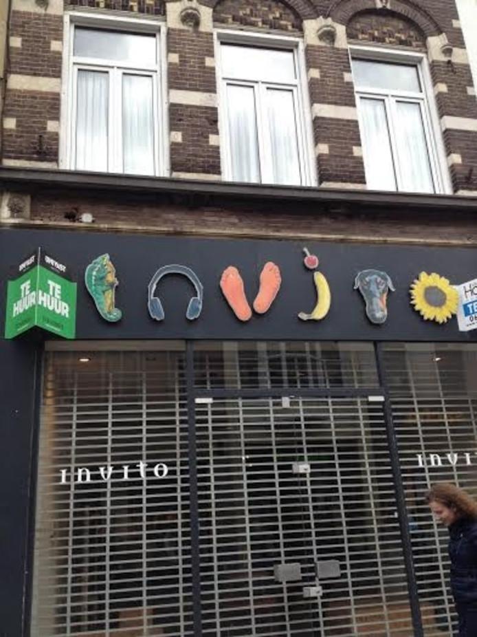 4ca2ba444d0 Straatbeeld: Schoenenwinkel Invito vertrekt uit Den Bosch ...