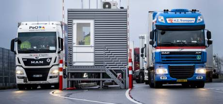 Geen chaos aan de grens, maar ook geen appeltje-eitje voor Dordtse transportbedrijven na Brexit