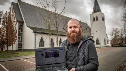VIDEO. U vraagt, de pastoor antwoordt. Pastoor Matthias Noë (29) pakt religieuze vragen aan op eigen videokanaal
