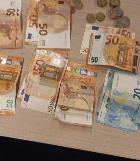 Mannen met meer dan 100 zakjes drugs en 1400 euro contant geld aangehouden in Den Bosch