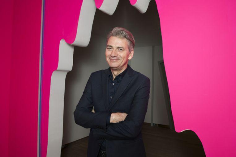 Stijn Huijts, directeur van het Bonnefantenmuseum in Maastricht. Beeld Hollandse Hoogte