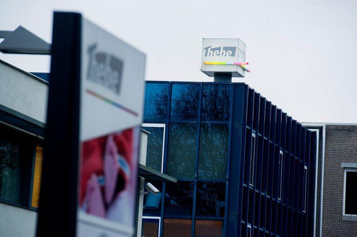 Kantoor van Thebe in Tilburg.