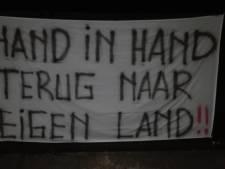 Balkbrug baalt van spandoeken 'verzetsgroep': We kunnen dat prima zelf oplossen