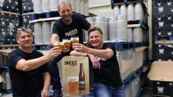 """Op bezoek bij lokale brouwers: Swiekes Tripppel uit Oud-Turnhout. """"De drukker dacht dat er een fout op het etiket stond"""""""
