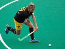 Nijmeegse hockeyers helpen Den Bosch aan zege in Herfstcompetitie