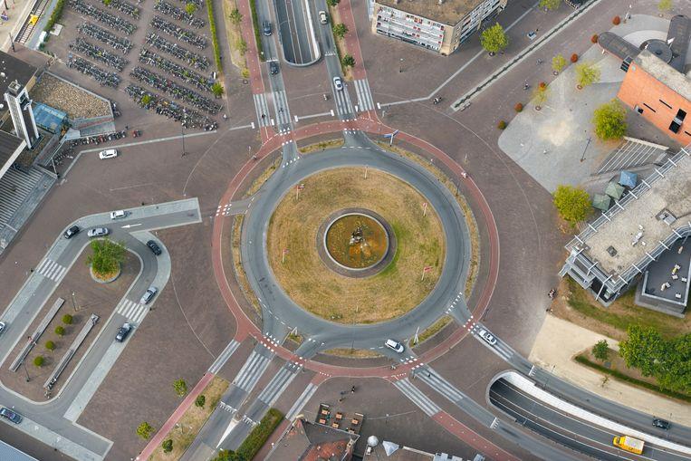 null Beeld Hollandse Hoogte / Marco van Middelkoop luchtfotografie