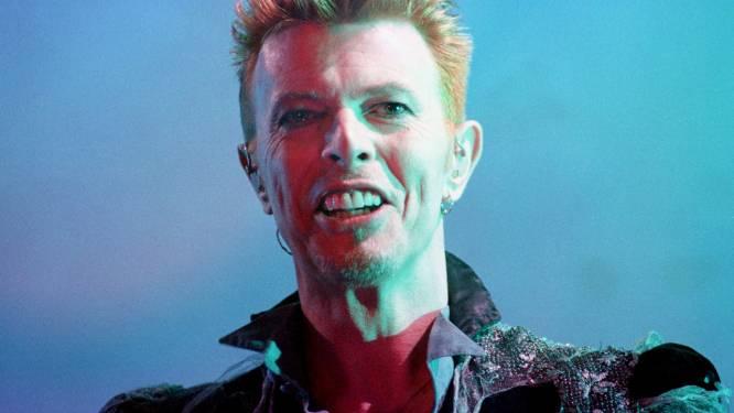 """""""Bowie is een van de meest tot de verbeelding sprekende figuren uit de popmuziek"""""""