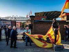 Leeuw van Deventer heeft zijn standbeeld