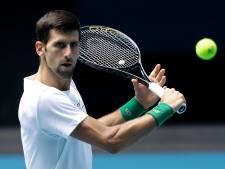 Djokovic start tegen Struff, Federer tegen Johnson