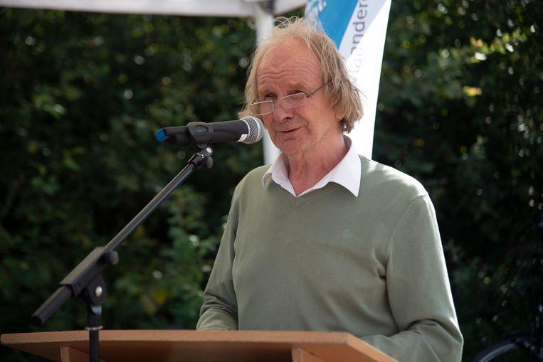 Schepen Piet Van Heddeghem.