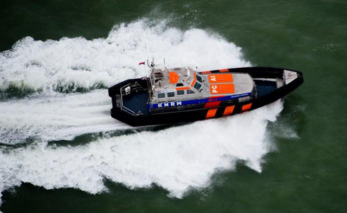 Een vaartuig van de KNRM