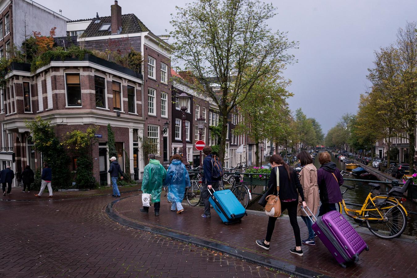 Shortstay-appartementen worden ook regelmatig illegaal aan toeristen verhuurd.