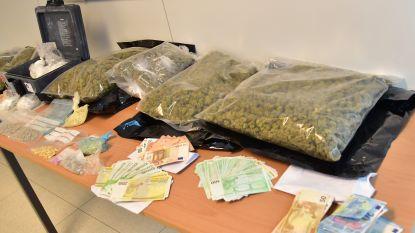 Drugsbende riskeert tot half miljoen euro te verliezen na jarenlange handel in cannabis, cocaïne en xtc