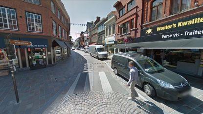 Geen verkeersvrije Kortrijkstraat, wel beperkt parkeerverbod vanaf maandag