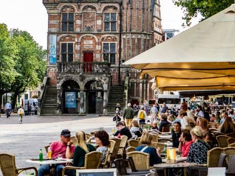 Meer dan genoeg kroegen en terrassen in Deventer