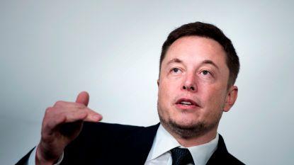 Beleggers Tesla behouden het vertrouwen in Musk