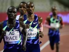 In het spoor van legende Farah loopt Cuijkenaar Ali 20 kilometer in een uur