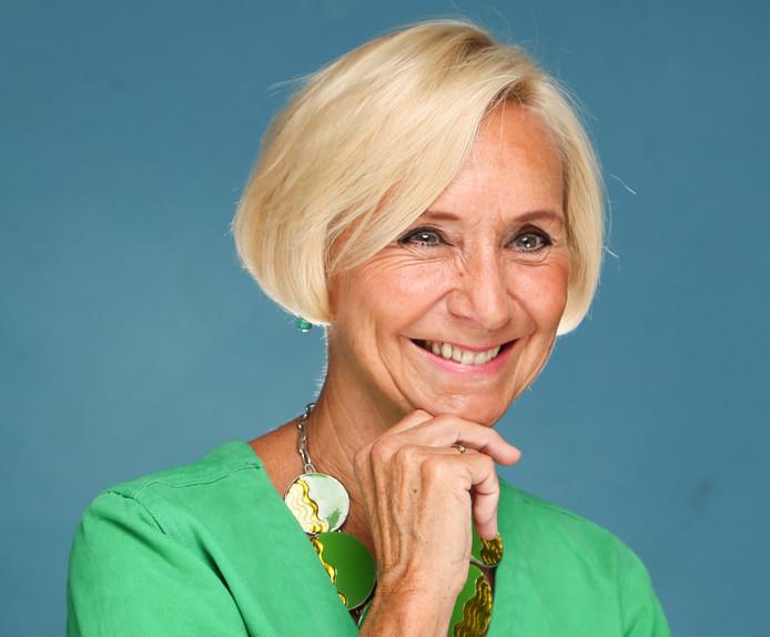 Stella Buter (61) uit Schiedam is vandaag Miss Silver Model geworden.