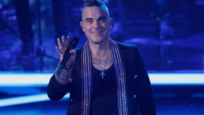 Robbie Williams scoort 13de nummer 1-album in Groot-Brittannië en evenaart zo het record van Elvis Presley