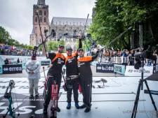 Brons voor compoundschutters op WK in Den Bosch