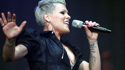 Derde naam Rock Werchter bekend: Pink zal op festival optreden