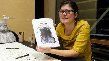 Rita Jeltsch presenteert graphic novel