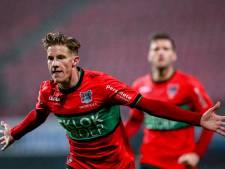 NEC gaat contract Van der Sluijs openbreken