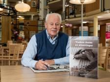 Johan Kwast (87) uit Borne presenteert levenswerk: verhalen tussen 'doem en wiesvinger'