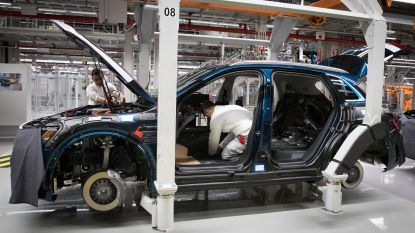Audi Brussels hoopt op herstart binnen twee weken