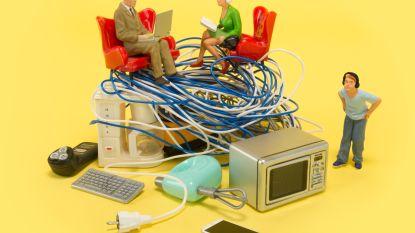 We halen steeds meer elektronica in huis en waarom dat nefast is voor het milieu