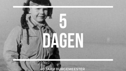 Knokke-Heist viert 40 jaar Lippens: zo verloopt feestdag van burgemeester, inclusief cadeau van zoon Valery
