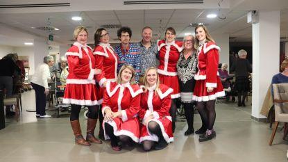 Kerstconcert voor bewoners in wzc domein Castelmolen