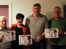 Vaasaqua schenkt geld aan drie Vaassense clubs