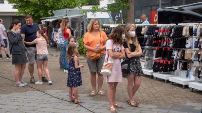 Melle heeft nu vier pleintjes voor wekelijkse vrijdagmarkt