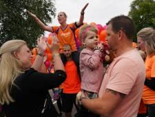 Team 'Hailey' uit Nijkerk sport 25.000 euro bij elkaar voor kinderen met kanker