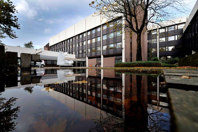 Stadskantoor Roosendaal. Foto uit 2009.