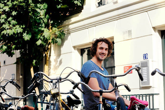 Teun Bijman: ,,Hoe kun je leuk overkomen als je bij je ouders in Almere woont en blokfluit speelt?''