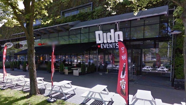 Dido Events is één van de clubs in de stad waar criminelen zich graag verzamelen rond viptafels. Beeld Google Streetview