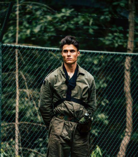 Twents topmodel Tom ziet af in Kamp van Koningsbrugge: 'Je komt jezelf echt tegen'