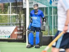HC Tilburg-doelman Van Emstede zegt al drie jaar dat hij stopt: 'Dit is écht mijn allerlaatste jaar'