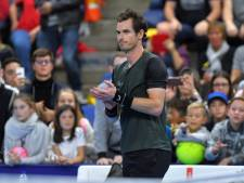 Andy Murray poursuit sereinement sa route à Anvers
