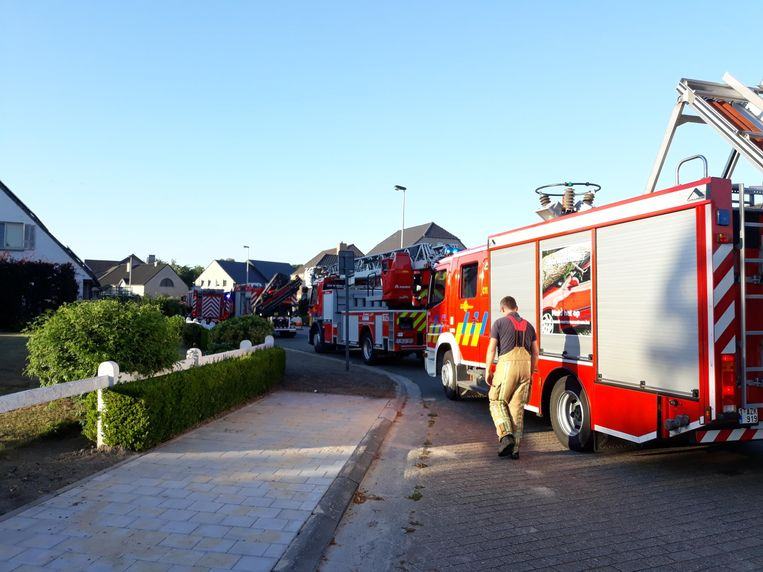 Een tienjarig kind kwam om het leven bij een gasontploffing in Oostakker.