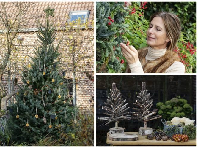 Kerst vieren in de tuin? Onze tuinexperte legt uit hoe je hem in kerstsfeer brengt