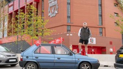 Vluchten te duur? Deze Liverpool-supporter vond een goedkoper alternatief richting CL-finale