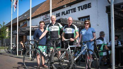 Per fiets naar Noordkaap voor beroertepatiënten