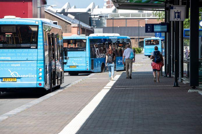 Keolis zou vanaf december gaan rijden in delen van Overijssel, op de Veluwe en later ook in Lelystad.